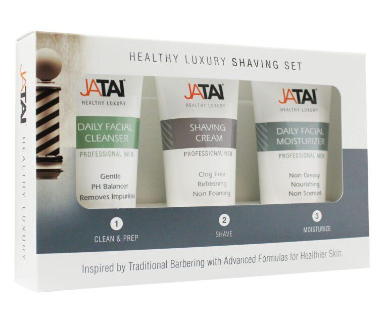 Jatai Trio Shaving Kit