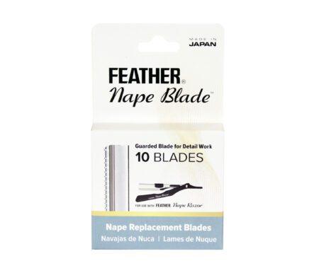 Feather Nape and Body Razor Blades 10pk