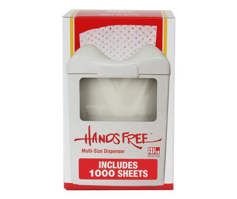 Fuji Hands Free Counter Dispenser Intro Kit